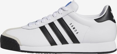 ADIDAS ORIGINALS Sneaker 'Samoa' in schwarz / weiß, Produktansicht