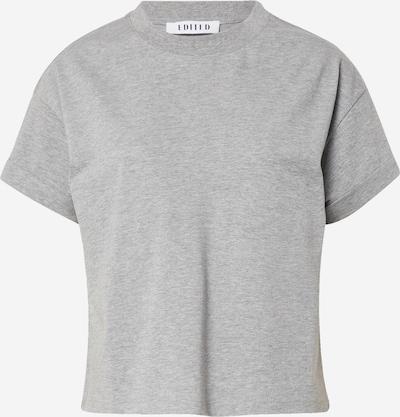 EDITED T-shirt 'Selena' en gris, Vue avec produit