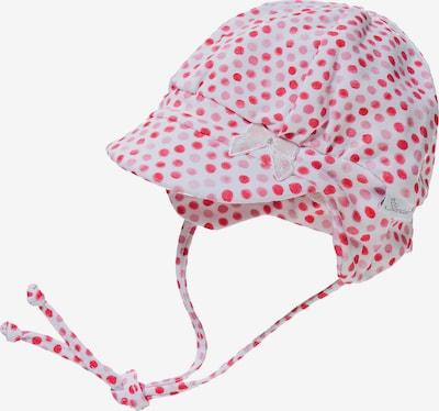 STERNTALER Hut in pink / melone / naturweiß, Produktansicht