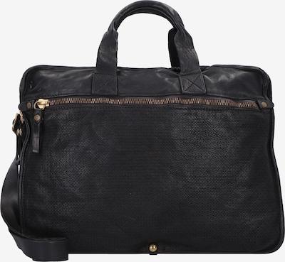 Campomaggi Handtasche in schwarz, Produktansicht