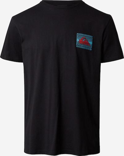 QUIKSILVER Functioneel shirt 'SOUNDWAVESSS' in de kleur Zwart, Productweergave