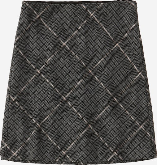 Abercrombie & Fitch Seelik 'XM19-PLAID STRUCTURED MINI 1CC' beež / must, Tootevaade