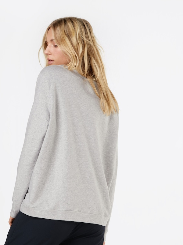 Sweat shirt En Talkabout Gris Clair EH2WD9I