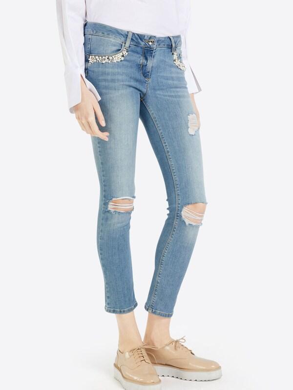 LIU JO JEANS Loosefit Jeans 'b.up ideal reg.w.'