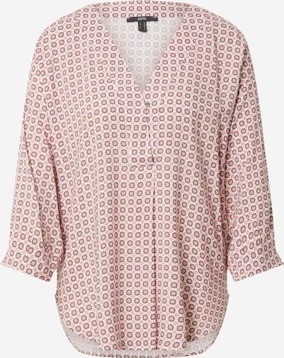 Esprit Collection Bluza u crvena / prljavo bijela, Pregled proizvoda