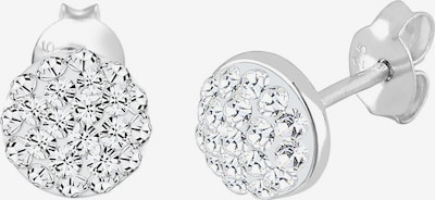 ELLI Ohrringe Kugel in silber, Produktansicht