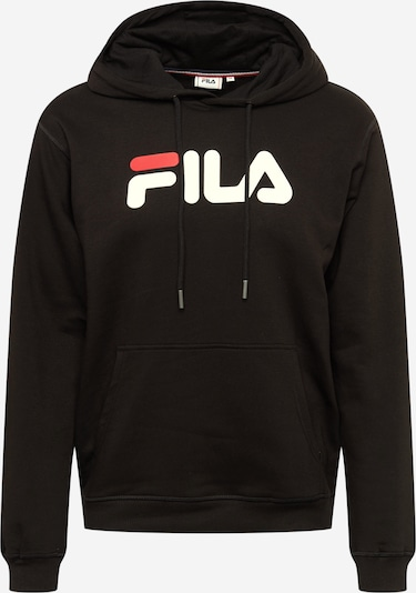 FILA Sporta svīteris 'PURE' melns / balts, Preces skats