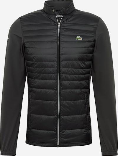 Lacoste Sport Sport-Jacke 'MINI RIPSTOP LEGER' in schwarz, Produktansicht