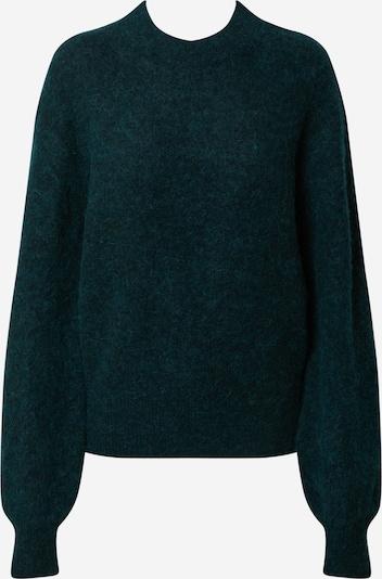 Samsoe Samsoe Sweater 'Jaci' in dark green, Item view