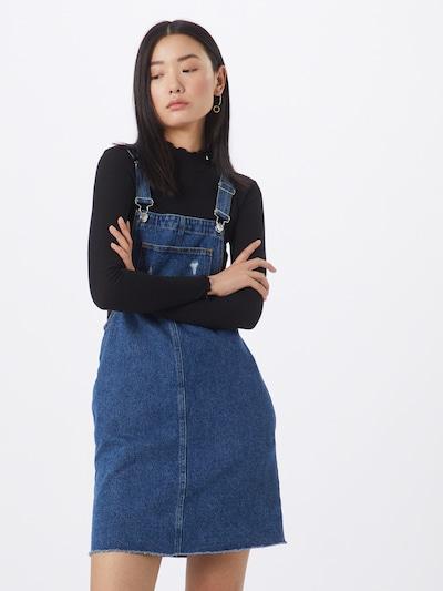 ONLY Šaty 'CORA' - modrá džínovina, Model/ka