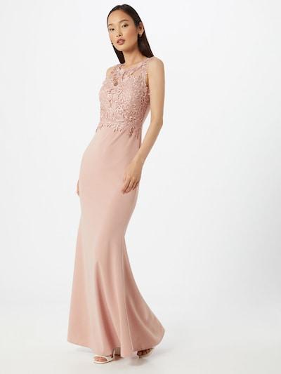 WAL G. Společenské šaty - pudrová, Model/ka