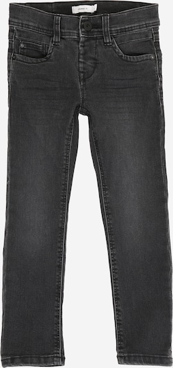 NAME IT Jeans in black denim, Produktansicht