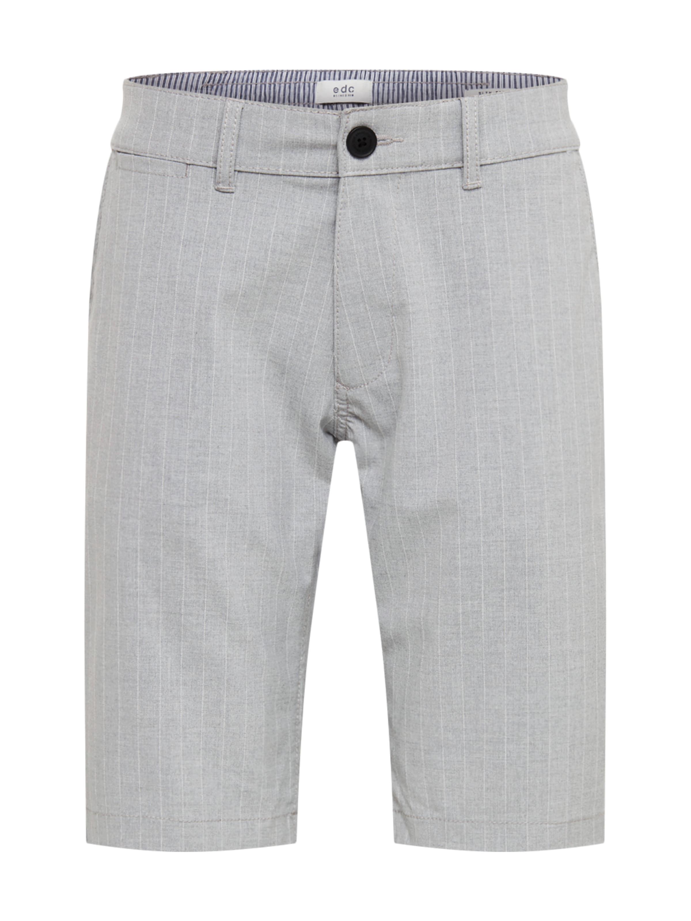 Grau Edc Esprit By '3d In Storts' Shorts Pinst MGSUpLqzjV