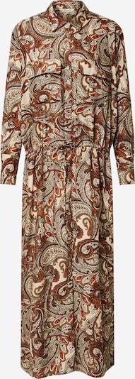 Herrlicher Sukienka koszulowa 'Diane' w kolorze beżowy / brązowym, Podgląd produktu