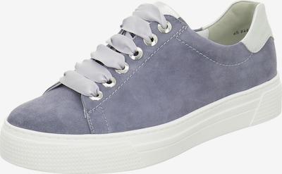 SEMLER Sneakers in blau: Frontalansicht