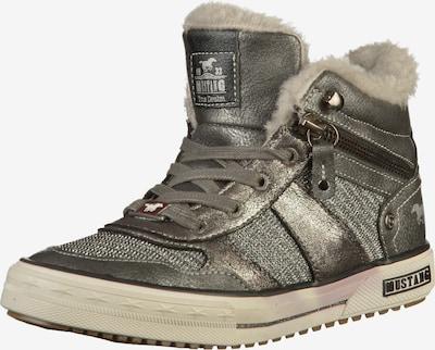 MUSTANG Sneaker in grau, Produktansicht