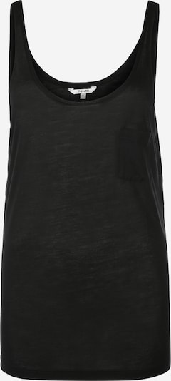 mbym Lockeres Tank Top in schwarz, Produktansicht