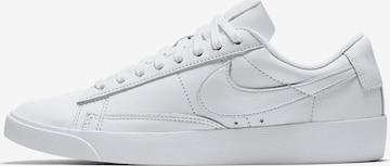 balta Nike Sportswear Sportbačiai be auliuko 'Blazer'