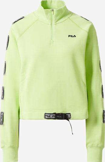FILA Sweatshirt 'UGUR' in grün, Produktansicht