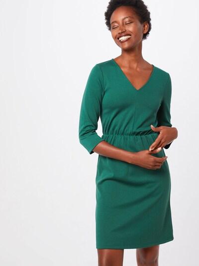 ICHI Kleid 'KATE DR11' in dunkelgrün, Modelansicht