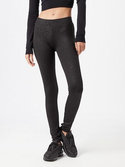 Urban Classics Leggings in schwarz, Modelansicht