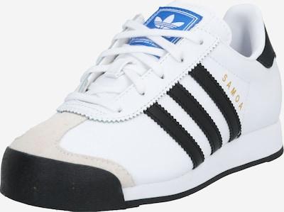 ADIDAS ORIGINALS Schuhe 'SAMOA' in schwarz / weiß, Produktansicht