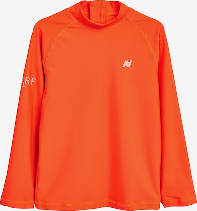 NEXT Schwimmshirt in orange, Produktansicht