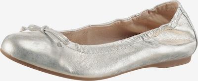 GABOR Ballerina in silber, Produktansicht
