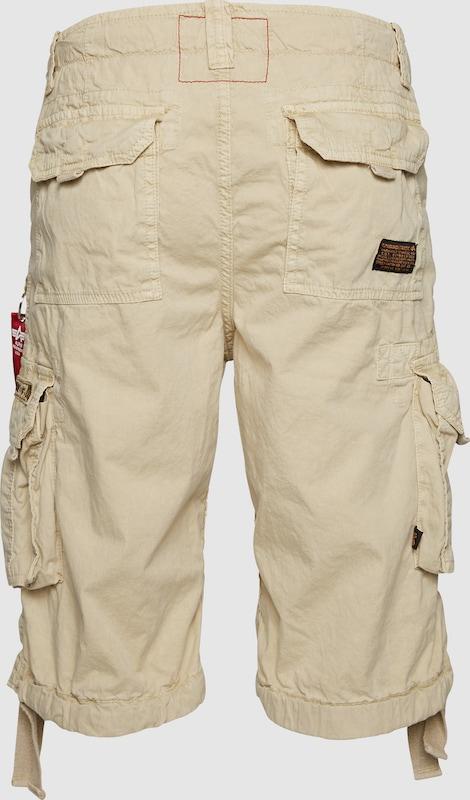 ALPHA INDUSTRIES Shorts 'Jet'
