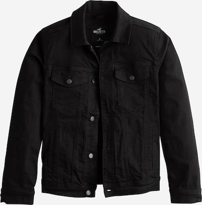 HOLLISTER Přechodná bunda 'CORE DENIM TRUCKER' - černá džínovina, Produkt