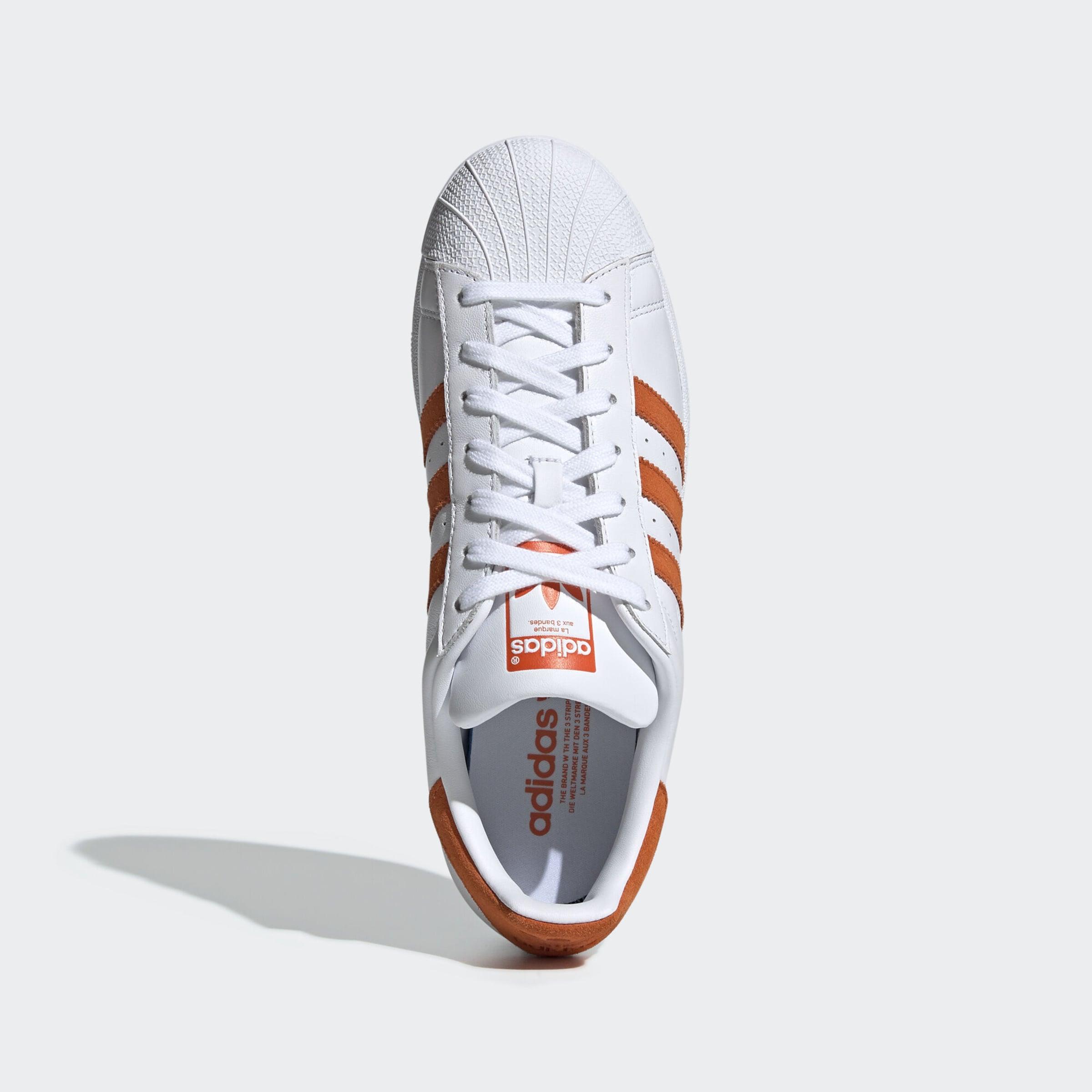In Shoes Originals 'superstar' Adidas BronzeWeiß erBxCodW