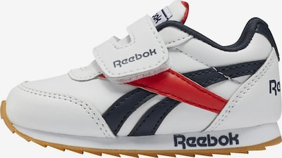 Reebok Classic Sneaker in navy / feuerrot / weiß, Produktansicht