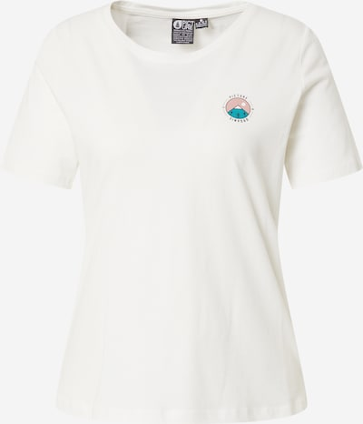 Picture Organic Clothing Tehnička sportska majica u žad / rosé / crna / bijela, Pregled proizvoda