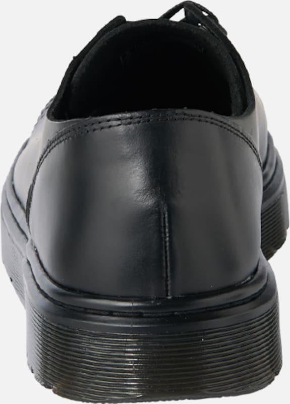 DrMartens Noir En À 'dante' Chaussure Lacets Xwk8nZPON0