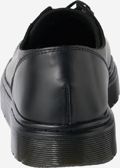 Scarpa stringata 'Dante' Dr. Martens di colore nero: Vista da dietro