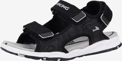 VIKING Sandalen in de kleur Zwart / Wit, Productweergave