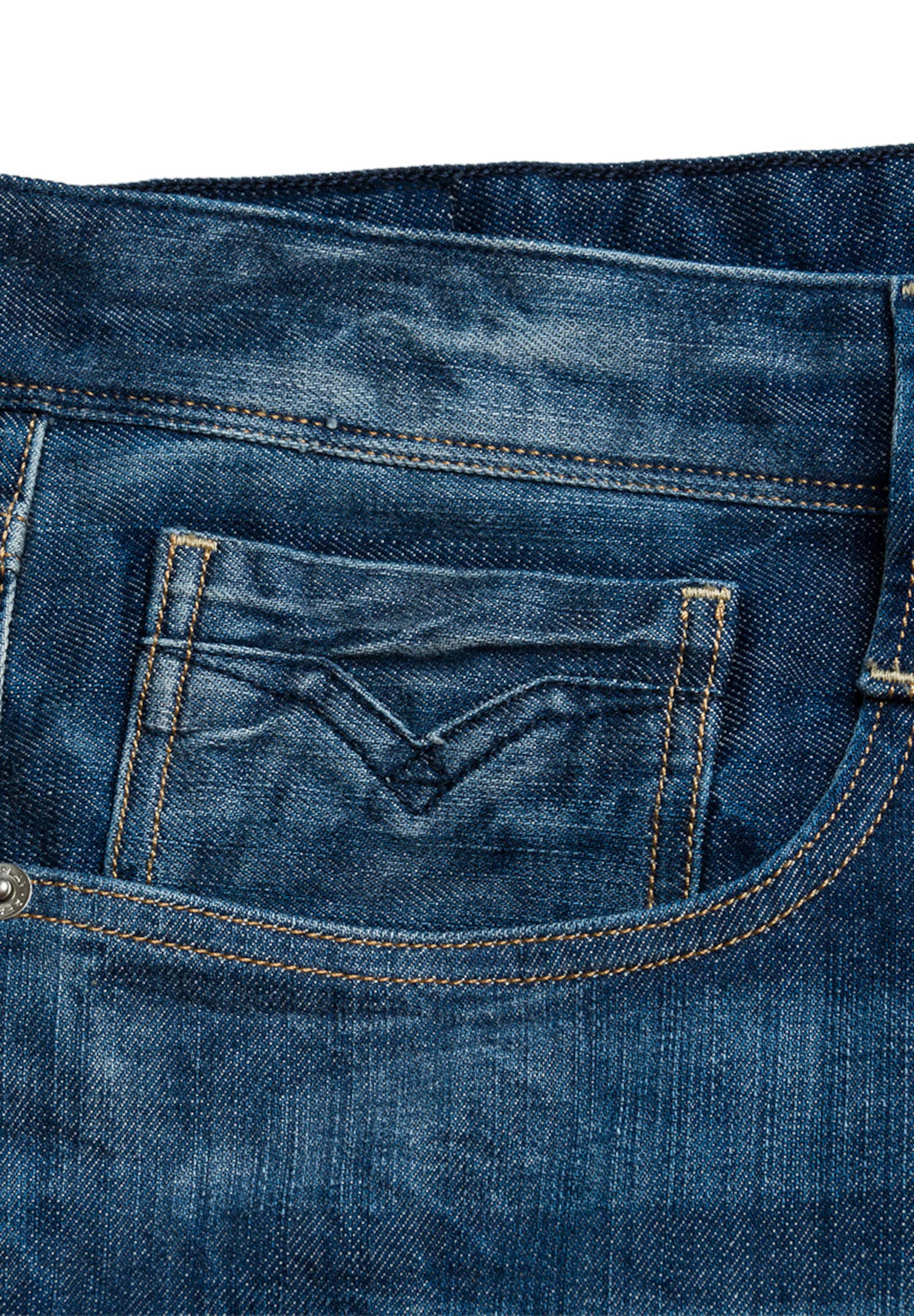 Comfort In Blue Denim Replay Jeans Anbass xshtQrdC