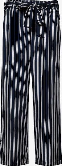 STACCATO Culotte in dunkelblau / weiß, Produktansicht