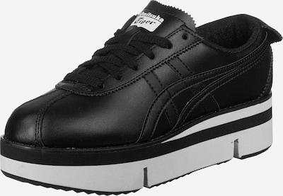 Onitsuka Tiger Schuhe  'Pokkuri PF W' in schwarz / weiß, Produktansicht