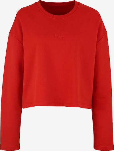 Hey Honey Sportief sweatshirt 'Good to Go' in de kleur Rood, Productweergave