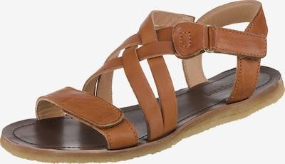 BISGAARD Sandalen in braun, Produktansicht