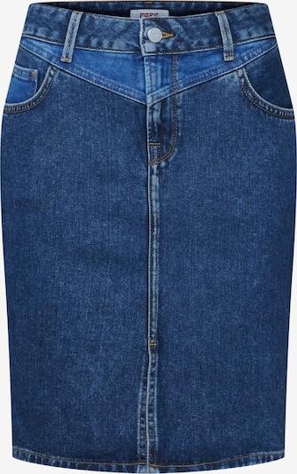 Pepe Jeans Rock 'STEPHANIE ARCHIVE' in blue denim, Produktansicht