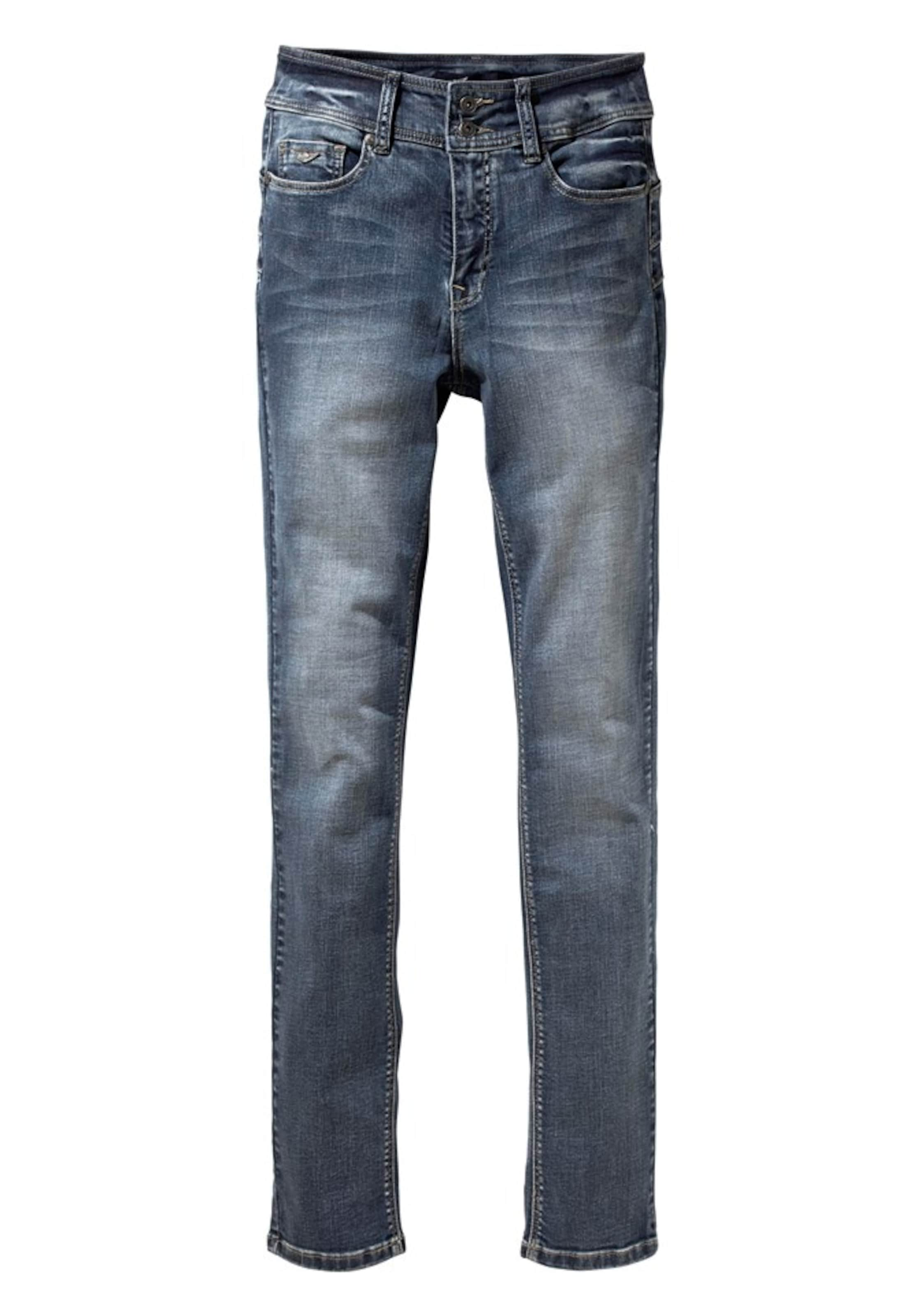 Arizona Röhrenjeans Arizona Denim In Röhrenjeans Blue 8nOPwk0