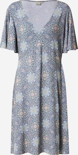 Cream Kleid 'Ava' in rauchblau / wollweiß, Produktansicht