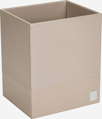 JOOP! Papierkorb 'BATHLINE' in hellbeige, Produktansicht