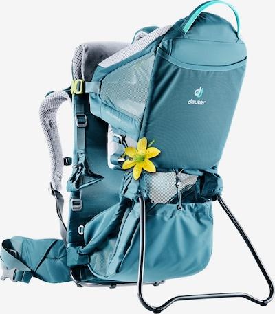 DEUTER Kraxe 'Kid Comfort Active SL' in blau / cyanblau, Produktansicht