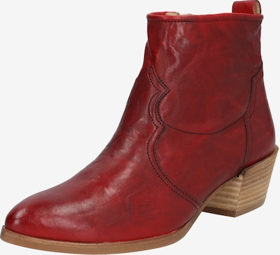 Paul Green Stiefelette in rot, Produktansicht