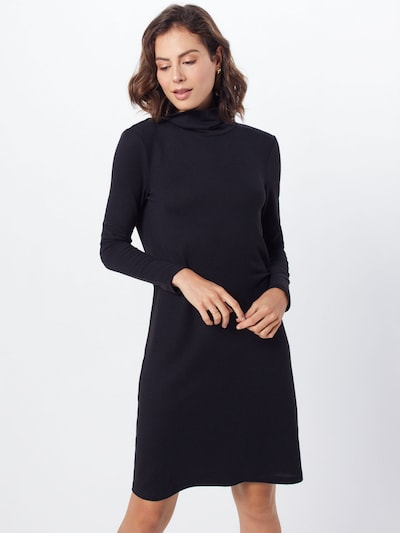VERO MODA Kleider 'MALENA' in schwarz: Frontalansicht