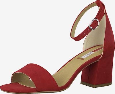 s.Oliver Remienkové sandále - béžová / červené / strieborná, Produkt