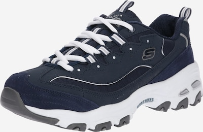 SKECHERS Sneaker 'D'LITES - BIGGEST FAN' in navy, Produktansicht